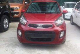Cần bán xe Kia Morning năm 2016, màu đỏ chính chủ giá 255 triệu tại Hà Nội