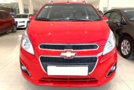 Bán Chevrolet Spark LX sản xuất 2017, màu đỏ giá 275 triệu giá 275 triệu tại Tp.HCM