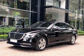 Cần bán xe Mercedes S450L đời 2018, màu đen  giá 4 tỷ 70 tr tại Hà Nội