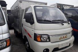 Xe tải JAC 1T25 đời 2019 máy ISUZU thùng 3m2 hỗ trợ vay cao giá 280 triệu tại Tp.HCM