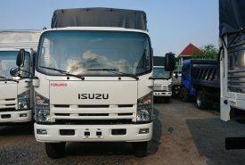 Xe ISUZU 8T2 thùng dài 7m linh kiện nhập khẩu CKD 3 cục, hỗ trợ vay cao giá 720 triệu tại Tp.HCM