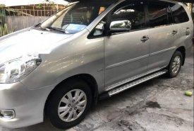 Cần bán gấp Toyota Innova đời 2009, màu bạc, xe nhập chính chủ, giá cạnh tranh giá 400 triệu tại Khánh Hòa