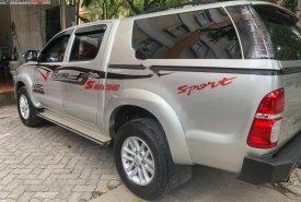 Cần bán lại xe Toyota Hilux E 4x2 đời 2015, màu bạc, nhập khẩu  giá 478 triệu tại Hà Nội