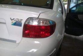 Bán Toyota Vios G 2003, màu trắng, xe gia đình  giá 215 triệu tại Tp.HCM