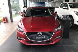 Bán ô tô Mazda 3 1.5 sản xuất năm 2019, màu đỏ. Xe giao ngay giá 699 triệu tại Tp.HCM