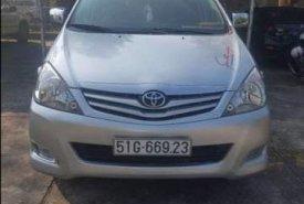 Bán Toyota Innova MT năm 2010, tình trạng còn tốt giá 350 triệu tại Tp.HCM