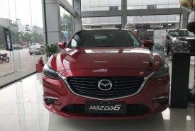 Bán xe Mazda 6 sản xuất 2019, màu đỏ, mới hoàn toàn giá 819 triệu tại Hà Nội