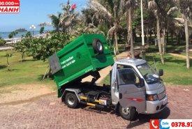 Xe chở rác JAC -3.5 khối - giá rẻ giá 270 triệu tại BR-Vũng Tàu