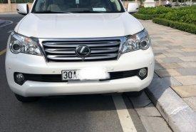 Cần bán Lexus GX460 đời 2013, màu trắng, nhập khẩu chính hãng  giá 2 tỷ 490 tr tại Hà Nội