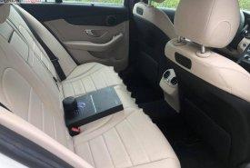 Bán xe Mercedes C200 Facelit model 2019 chạy lướt 8000 km, màu trắng, nội thất be giá 1 tỷ 460 tr tại Hà Nội