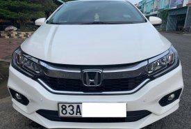 Bán xe Honda City V-CVT sản xuất năm 2017, màu trắng, giá 535tr giá 535 triệu tại Sóc Trăng