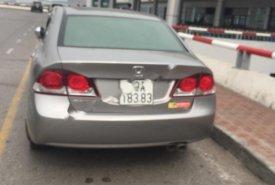 Bán Honda Civic 2009, màu bạc, xe không đâm đụng, ngập nước, không lỗi lầm giá 360 triệu tại Phú Thọ