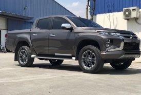 Cần bán Mitsubishi Triton đời 2019, màu nâu, nhập khẩu, giao trong tháng 7 với nhiều ưu đãi hấp dẫn giá 730 triệu tại Hà Nội