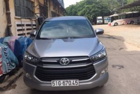 Bán Toyota Innova 2.0 G năm sản xuất 2018, màu bạc, tình trạng mới 99% giá 810 triệu tại Tp.HCM