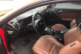 Bán Genesis Coupe 2.0 Turbo Sx 2010, odo 51000 km giá 535 triệu tại Tp.HCM