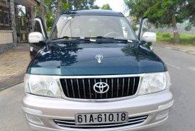 Toyota Zace dòng cao cấp GL, SX 12/2005, mới như xe hãng, không có chiếc thứ 2, xanh vỏ dưa giá 305 triệu tại Bình Dương