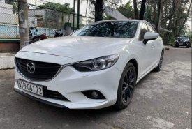 Bán Mazda 6 đời 2015, màu trắng, giá 620tr giá 620 triệu tại Tp.HCM
