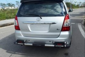 Bán Toyota Innova E 2012, màu bạc  giá 395 triệu tại TT - Huế