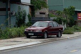 Cần bán Volkswagen Passat 1992, màu đỏ, nhập khẩu giá 25 triệu giá 25 triệu tại Tp.HCM