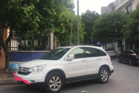 Cần bán xe Honda CRV 2.0 năm 2010, màu trắng, nhập khẩu, chính chủ, nữ sử dụng giá 530 triệu tại Hà Nội