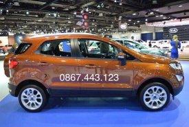 Bán Ford EcoSport Titanium 1.5L đời 2019, có đủ màu, đủ dòng giao nhanh, chỉ từ 200tr đón ngay xe về nhà giá 648 triệu tại Tp.HCM