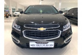 Chevrolet Cruze 1.8 AT 2017, màu đen, trả trước chỉ từ 147 triệu giá 490 triệu tại Tp.HCM