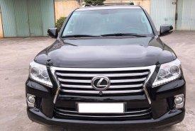 Lexus LX570 màu đen sản xuất 2008, nâng phom 2015, biển Hà Nội giá 2 tỷ 550 tr tại Hà Nội