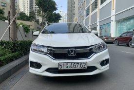 Cần bán xe Honda City 2017 1.5 CVT, odo thấp, màu trắng đẳng cấp, xe đẹp giá 525 triệu tại Tp.HCM