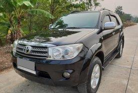 Bán Toyota Fortuner 2010 số sàn, dầu, xám bút chì rất đẹp giá 586 triệu tại Tp.HCM