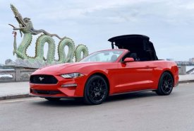 Bán xe Ford Mustang Convertible đời 2019, màu đỏ, xe nhập giá 3 tỷ 145 tr tại Hà Nội