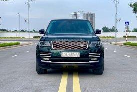 Cần bán lại xe LandRover Range Rover HSE đời 2013, màu xanh lục, nhập khẩu nguyên chiếc giá 4 tỷ 50 tr tại Hà Nội