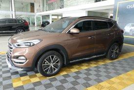 Bán ô tô Hyundai Tucson 2.0AT 2WD sản xuất 2015, màu nâu, xe nhập giá cạnh tranh giá 778 triệu tại Tp.HCM
