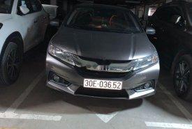 Đổi xe nên bán Honda City năm 2016, màu xám giá 499 triệu tại Hà Nội