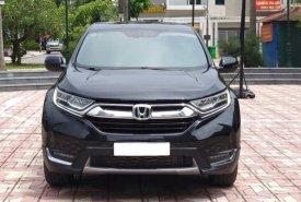 Bán Honda CRV 1.5 Tubor bản L màu đen, sản xuất 2018 đăng ký 03/2019 tên tư nhân chính chủ giá 1 tỷ 35 tr tại Hà Nội