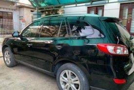 Bán xe Hyundai Santa Fe 2009, màu đen  giá 710 triệu tại Vĩnh Phúc