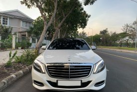 Chính chủ bán xe Mercedes S400L đời 2017, màu trắng, xe đi ít, giá tốt giá 2 tỷ 999 tr tại Hà Nội