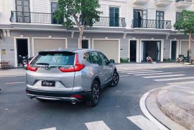 Bán xe Honda CR V đời 2019, màu bạc, nhập khẩu giá 983 triệu tại Long An