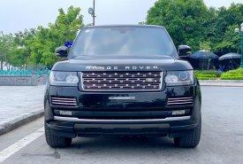 Range Rover Autobiography LWB model 2015, màu đen, xe nhập, phiên bản 4 chỗ siêu lướt giá 6 tỷ 200 tr tại Hà Nội