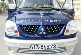 Mitsubishi Jolie 2.0 MPI SS, cuối 2004, mẫu 2005, xe cam kết không có chiếc thứ 2, mới như xe hãng, màu xanh tím hiếm có giá 228 triệu tại Bình Dương