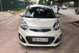 Xe Kia Morning đời 2011, màu kem (be), nhập khẩu giá 289 triệu tại Hà Nội