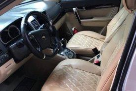 Bán Chevrolet Captiva LTZ 2.4 AT năm 2007, màu bạc chính chủ giá 300 triệu tại Tp.HCM