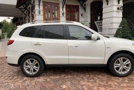 Bán Hyundai Santa Fe năm sản xuất 2009, màu trắng, nhập khẩu   giá 750 triệu tại Tiền Giang