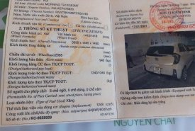 Chính chủ bán xe Kia Morning đời 2015, màu vàng chanh giá 215 triệu tại Bắc Giang