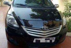 Bán Toyota Vios E năm 2010, màu đen, bản đủ  giá 230 triệu tại Ninh Bình