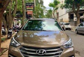 Cần bán Hyundai Santa Fe đời 2016, màu nâu, nhập khẩu giá 880 triệu tại Đắk Lắk