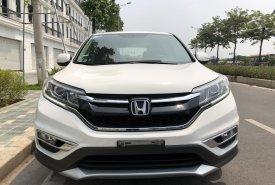 Bán xe Honda CR V 2.4 2016, màu trắng giá 860 triệu tại Hà Nội