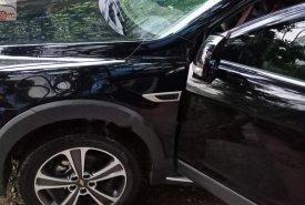 Cần bán lại xe Chevrolet Captiva năm sản xuất 2017, màu đen chính chủ giá 680 triệu tại Thanh Hóa