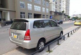 Cần bán Toyota Innova năm 2008, màu bạc chính chủ giá 320 triệu tại Tp.HCM