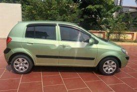 Cần bán gấp Hyundai Getz đời 2009, màu xanh lục, nhập khẩu, xe gia đình giá 145 triệu tại Vĩnh Phúc