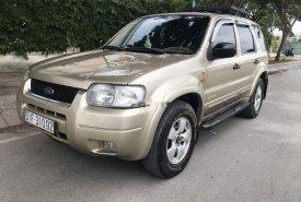 Cần bán xe Ford Escape AT sản xuất năm 2003 giá 155 triệu tại Tp.HCM